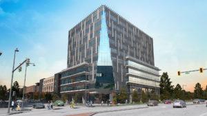 City Centre 3 across daytime visualization