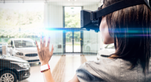 Engaging your customers with VR