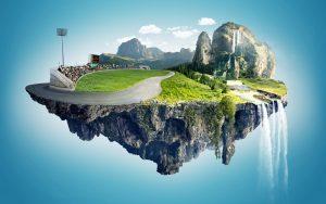 Virtual Reality for Brand Engagement Fantasy Island