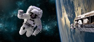 virtual reality brand engagement space astronaut