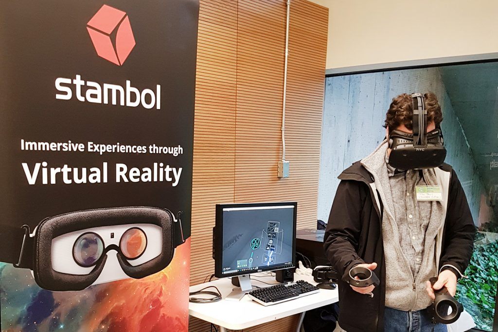 virtual reality for education