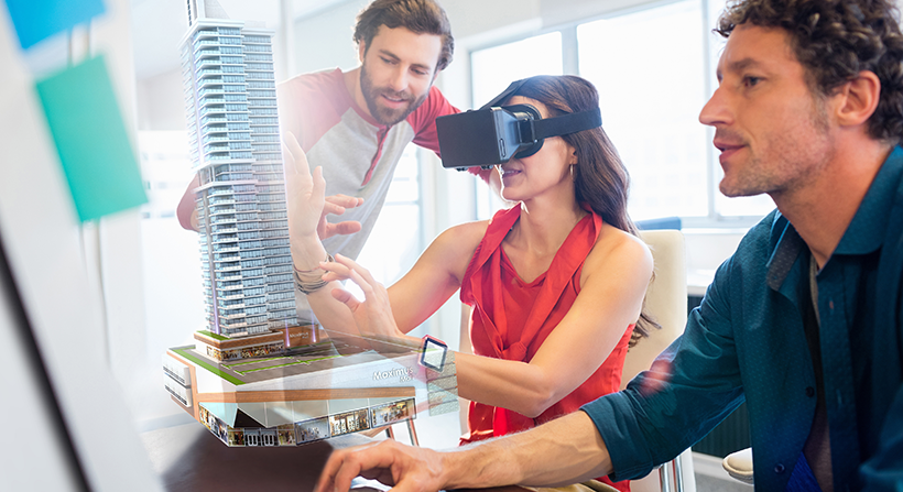 VR for Real Estate Marketing