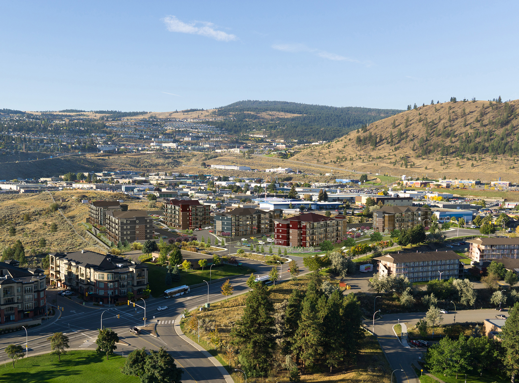 residential rental units in Kamloops, BC