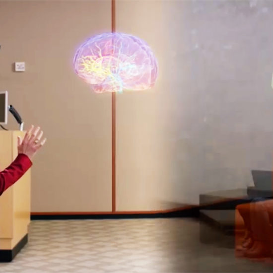 Microsoft Hololens in Classroom setting