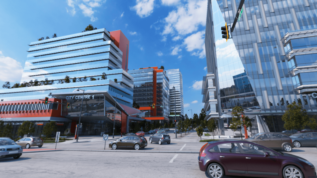Health and Technology District Rendering