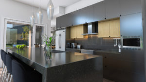 Predator Ridge Resorts Affinity Homes Foerster Theme 3D Interior Rendering - Kitchen
