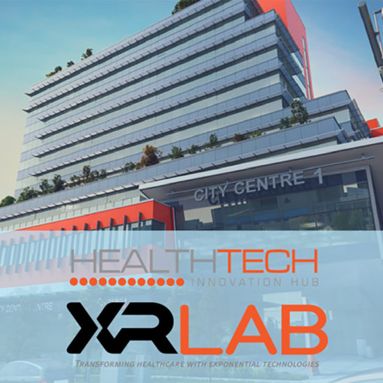 XRLab at Health and Technology District in Surrey