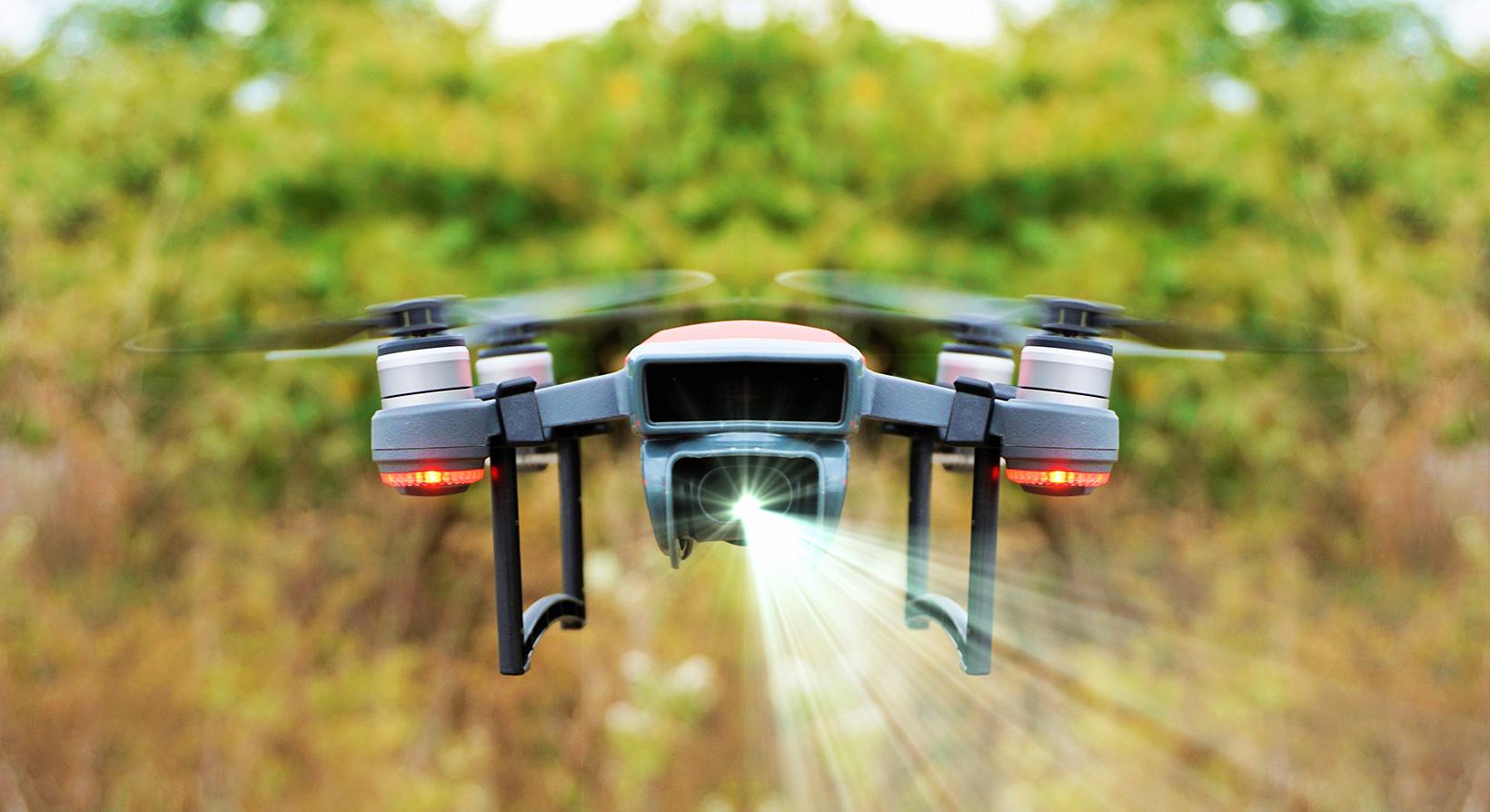 3d laser scanning drone