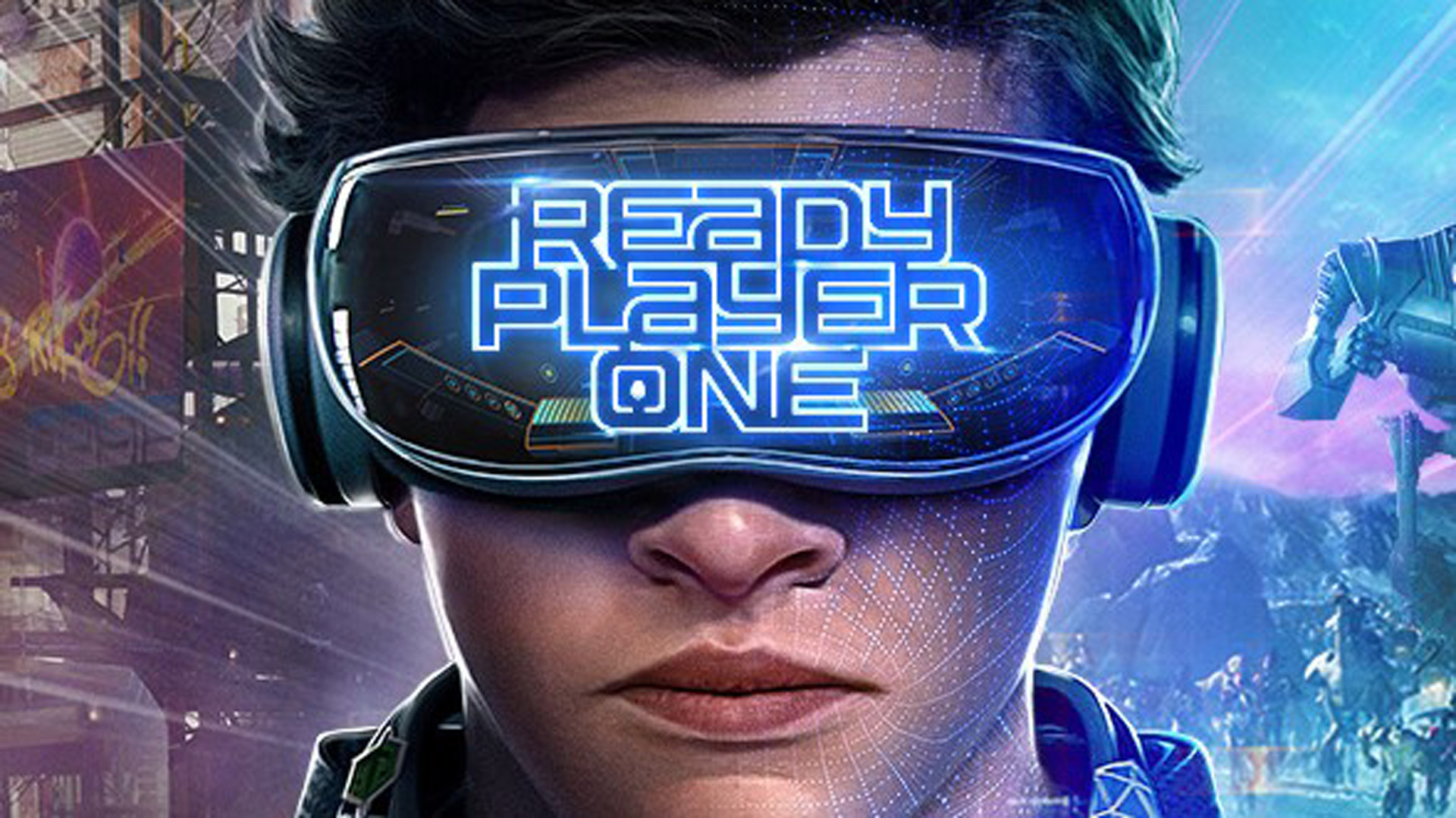 Ready One Player Movie Poster