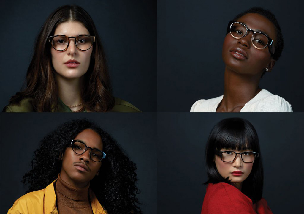Focals by North - Smartglasses with different styles by Canadian company North