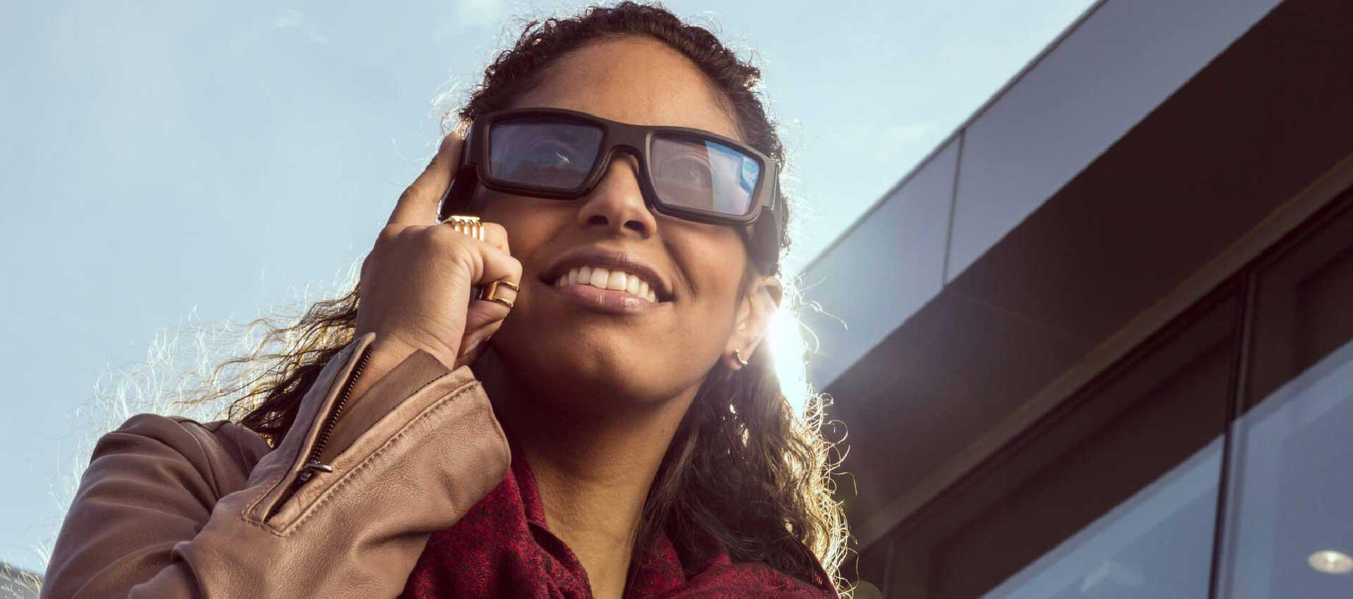 Vuzix Blade AR Smart Glasses