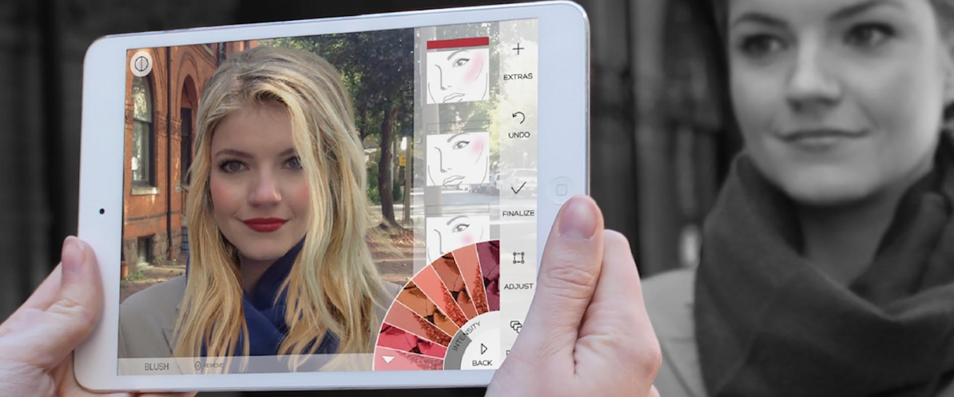 Modiface AR App