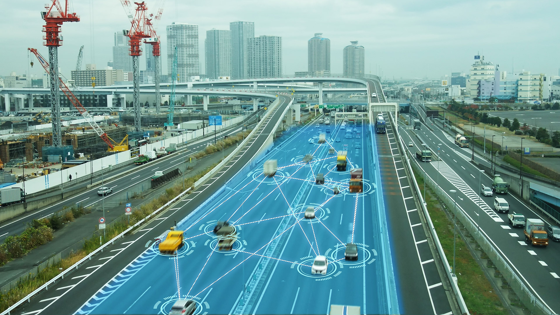 Application of AR for Enterprise in Smart City