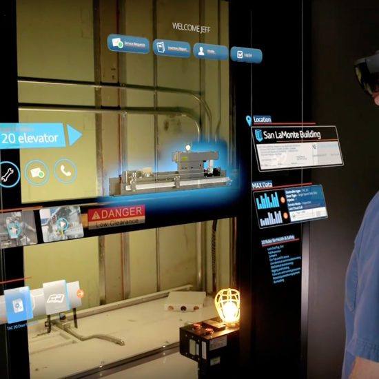 Thyssenkrupp AG - Mixed Reality with HoloLens