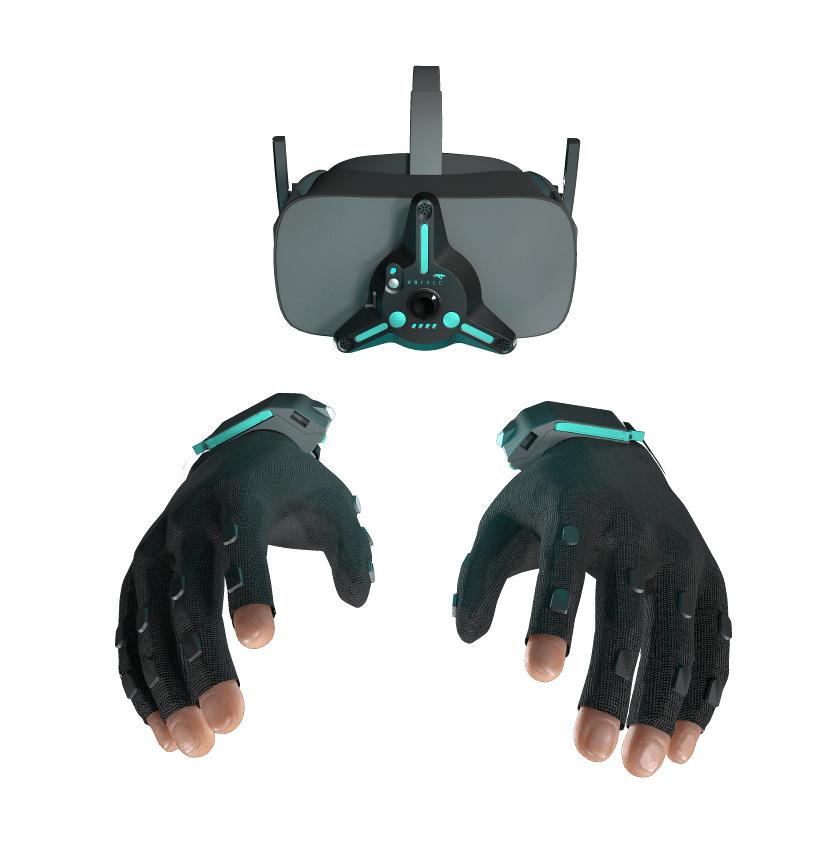 VRFree Glove System by sensoryx